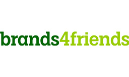 brands4friends Logo - mediaworx Kunden