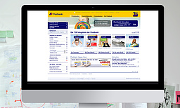 Website-Relaunch Postbank